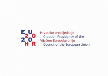 The Cantus Ensemble part of the cultural program of the Croatian Presidency of the Council of the EU