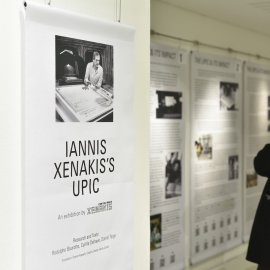 All about Iannis / Oris exhibition / 2017