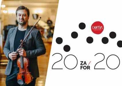 20 for 20 – members of the Cantus Ensemble present themselves as soloists for the ensemble's 20th birthday